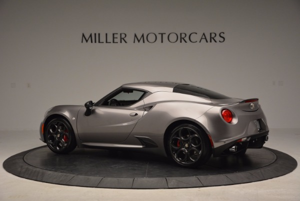 New 2016 Alfa Romeo 4C for sale Sold at McLaren Greenwich in Greenwich CT 06830 4