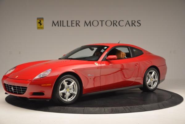 Used 2005 Ferrari 612 Scaglietti for sale Sold at McLaren Greenwich in Greenwich CT 06830 2