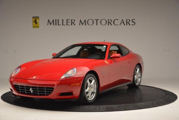 Used 2005 Ferrari 612 Scaglietti for sale Sold at McLaren Greenwich in Greenwich CT 06830 1