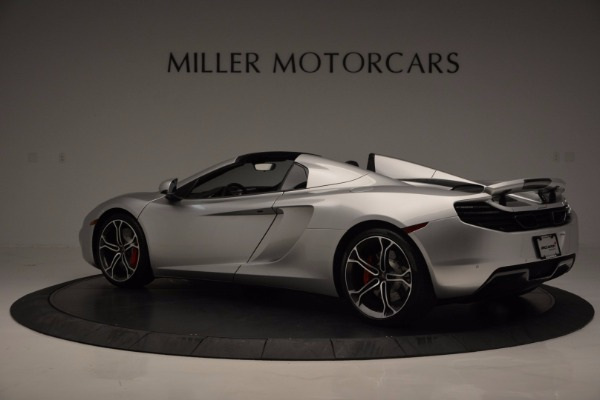 Used 2014 McLaren MP4-12C Spider for sale Sold at McLaren Greenwich in Greenwich CT 06830 4