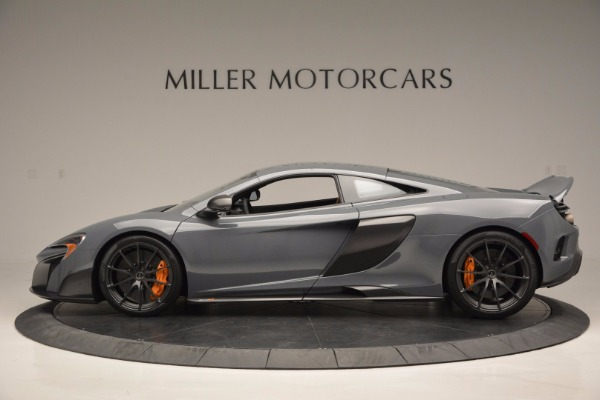 Used 2016 McLaren 675LT for sale Sold at McLaren Greenwich in Greenwich CT 06830 3