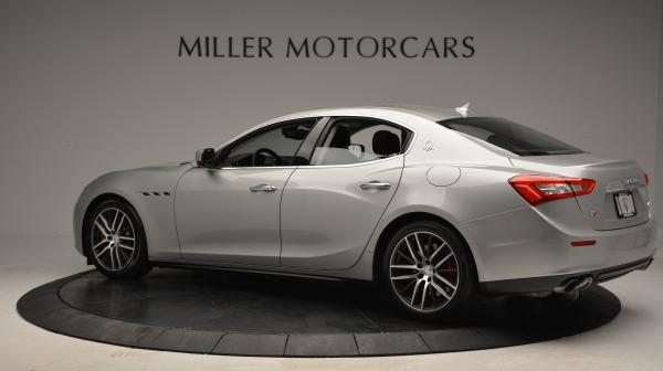 New 2016 Maserati Ghibli S Q4 for sale Sold at McLaren Greenwich in Greenwich CT 06830 4