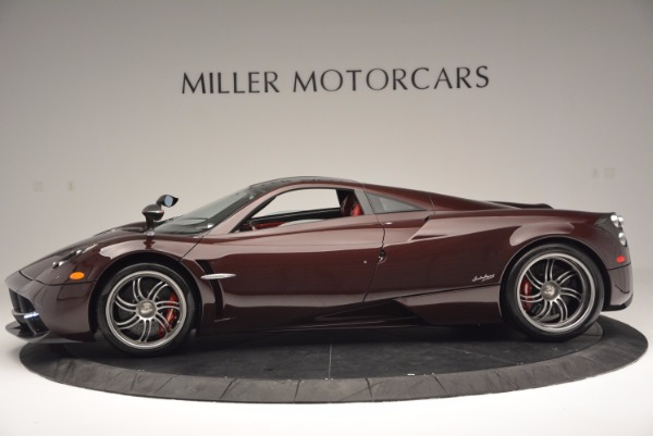 Used 2014 Pagani Huyara for sale Sold at McLaren Greenwich in Greenwich CT 06830 2
