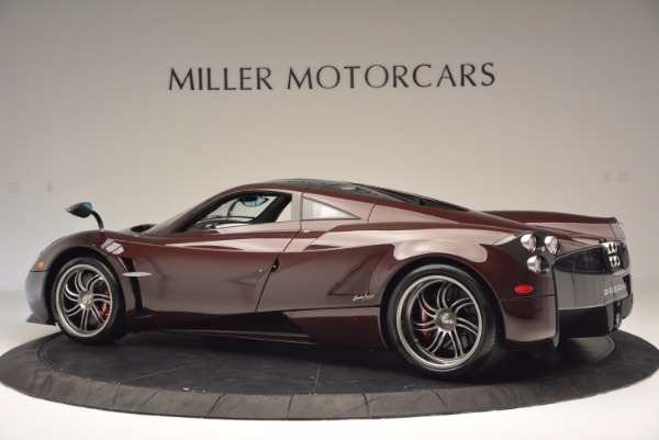 Used 2014 Pagani Huyara for sale Sold at McLaren Greenwich in Greenwich CT 06830 3