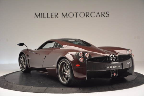 Used 2014 Pagani Huyara for sale Sold at McLaren Greenwich in Greenwich CT 06830 4
