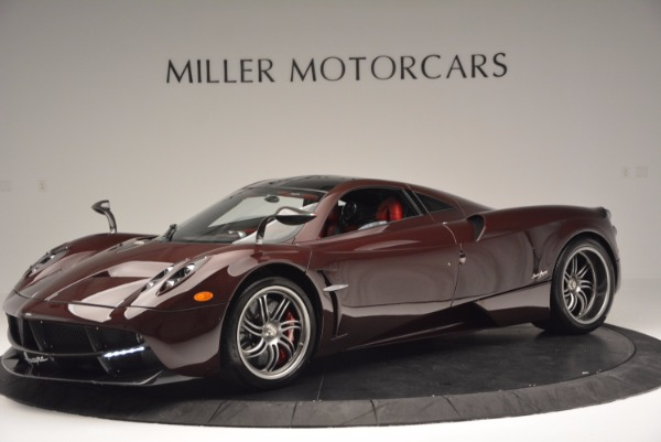 Used 2014 Pagani Huyara for sale Sold at McLaren Greenwich in Greenwich CT 06830 1