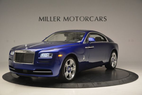 Used 2016 Rolls-Royce Wraith for sale Sold at McLaren Greenwich in Greenwich CT 06830 2