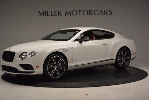 New 2017 Bentley Continental GT V8 S for sale Sold at McLaren Greenwich in Greenwich CT 06830 2