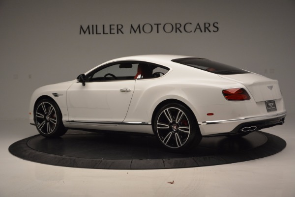 New 2017 Bentley Continental GT V8 S for sale Sold at McLaren Greenwich in Greenwich CT 06830 4
