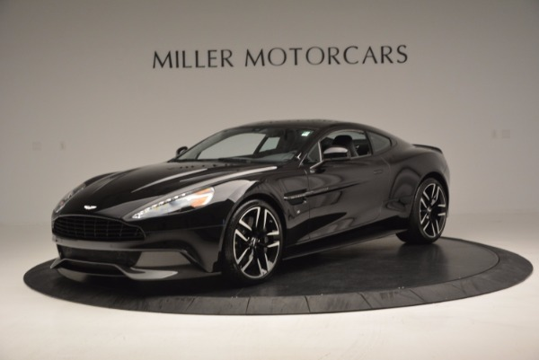 Used 2017 Aston Martin Vanquish Coupe for sale Sold at McLaren Greenwich in Greenwich CT 06830 2