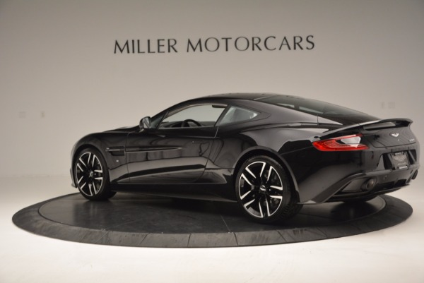 Used 2017 Aston Martin Vanquish Coupe for sale Sold at McLaren Greenwich in Greenwich CT 06830 4