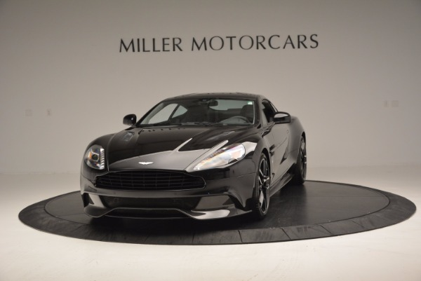 Used 2017 Aston Martin Vanquish Coupe for sale Sold at McLaren Greenwich in Greenwich CT 06830 1