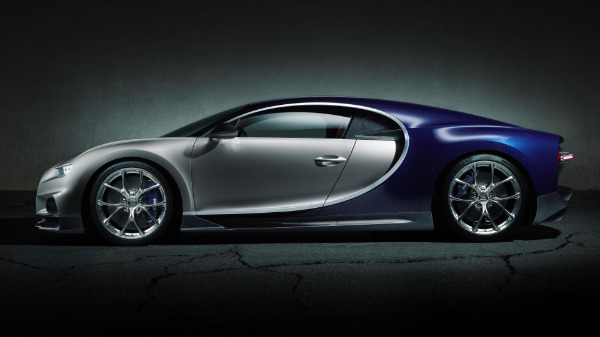New 2020 Bugatti Chiron for sale Sold at McLaren Greenwich in Greenwich CT 06830 3