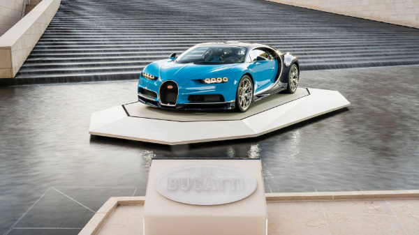 New 2020 Bugatti Chiron for sale Sold at McLaren Greenwich in Greenwich CT 06830 4