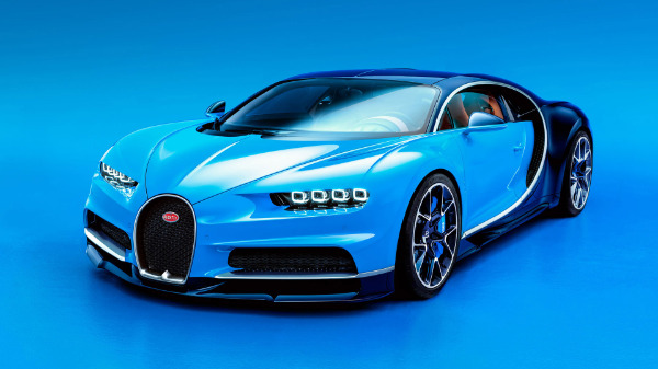 New 2020 Bugatti Chiron for sale Sold at McLaren Greenwich in Greenwich CT 06830 1