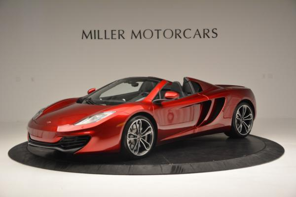 Used 2013 McLaren MP4-12C Base for sale Sold at McLaren Greenwich in Greenwich CT 06830 2