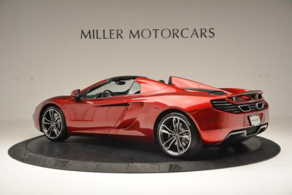 Used 2013 McLaren MP4-12C Base for sale Sold at McLaren Greenwich in Greenwich CT 06830 4