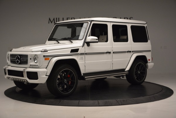 Used 2016 Mercedes Benz G-Class AMG G65 for sale Sold at McLaren Greenwich in Greenwich CT 06830 2