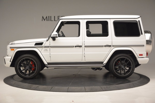 Used 2016 Mercedes Benz G-Class AMG G65 for sale Sold at McLaren Greenwich in Greenwich CT 06830 3