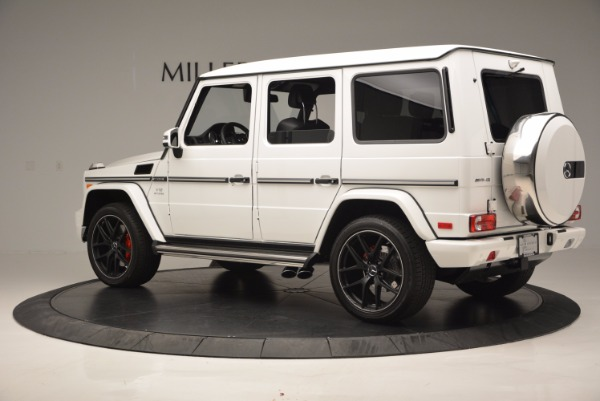 Used 2016 Mercedes Benz G-Class AMG G65 for sale Sold at McLaren Greenwich in Greenwich CT 06830 4