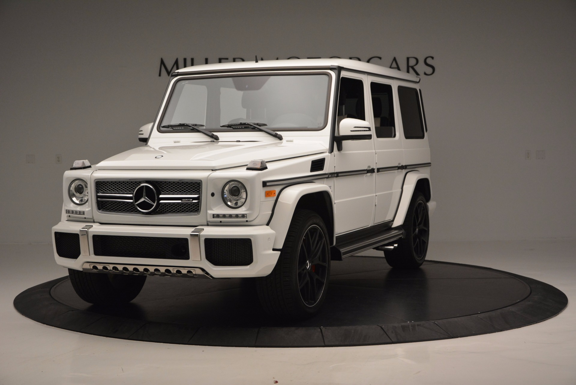 Used 2016 Mercedes Benz G-Class AMG G65 for sale Sold at McLaren Greenwich in Greenwich CT 06830 1