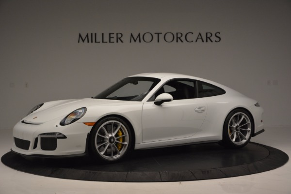Used 2016 Porsche 911 R for sale Sold at McLaren Greenwich in Greenwich CT 06830 2