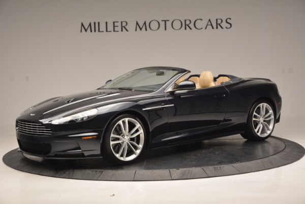 Used 2012 Aston Martin DBS Volante for sale Sold at McLaren Greenwich in Greenwich CT 06830 2