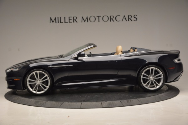 Used 2012 Aston Martin DBS Volante for sale Sold at McLaren Greenwich in Greenwich CT 06830 3