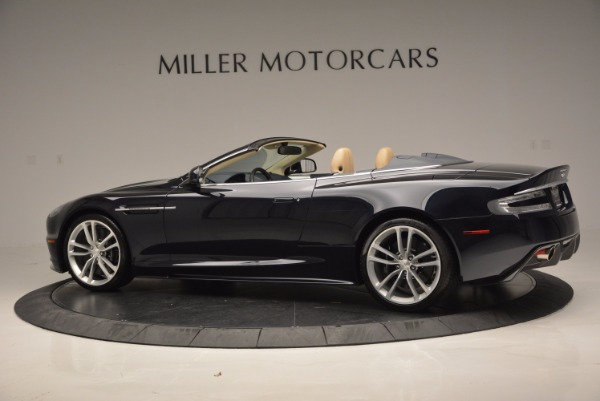 Used 2012 Aston Martin DBS Volante for sale Sold at McLaren Greenwich in Greenwich CT 06830 4