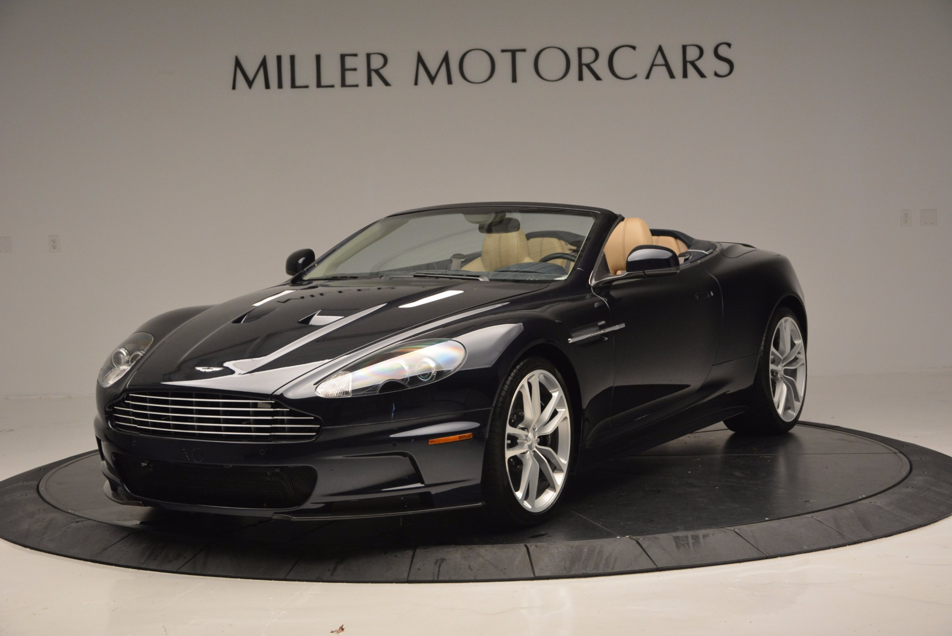 Used 2012 Aston Martin DBS Volante for sale Sold at McLaren Greenwich in Greenwich CT 06830 1