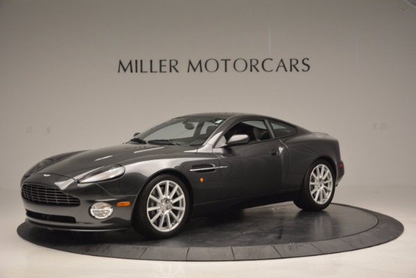 Used 2005 Aston Martin V12 Vanquish S for sale Sold at McLaren Greenwich in Greenwich CT 06830 2