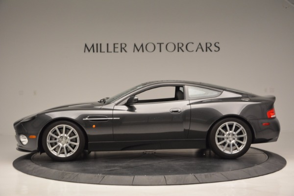 Used 2005 Aston Martin V12 Vanquish S for sale Sold at McLaren Greenwich in Greenwich CT 06830 3