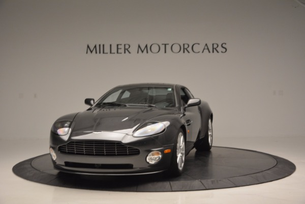 Used 2005 Aston Martin V12 Vanquish S for sale Sold at McLaren Greenwich in Greenwich CT 06830 1