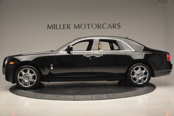 Used 2011 Rolls-Royce Ghost for sale Sold at McLaren Greenwich in Greenwich CT 06830 4