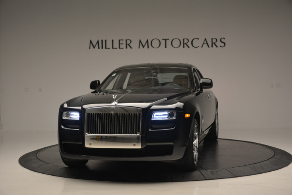 Used 2011 Rolls-Royce Ghost for sale Sold at McLaren Greenwich in Greenwich CT 06830 1