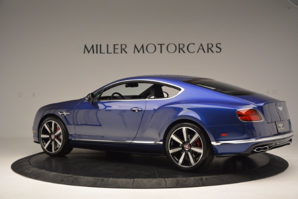 Used 2017 Bentley Continental GT V8 S for sale $146,900 at McLaren Greenwich in Greenwich CT 06830 4