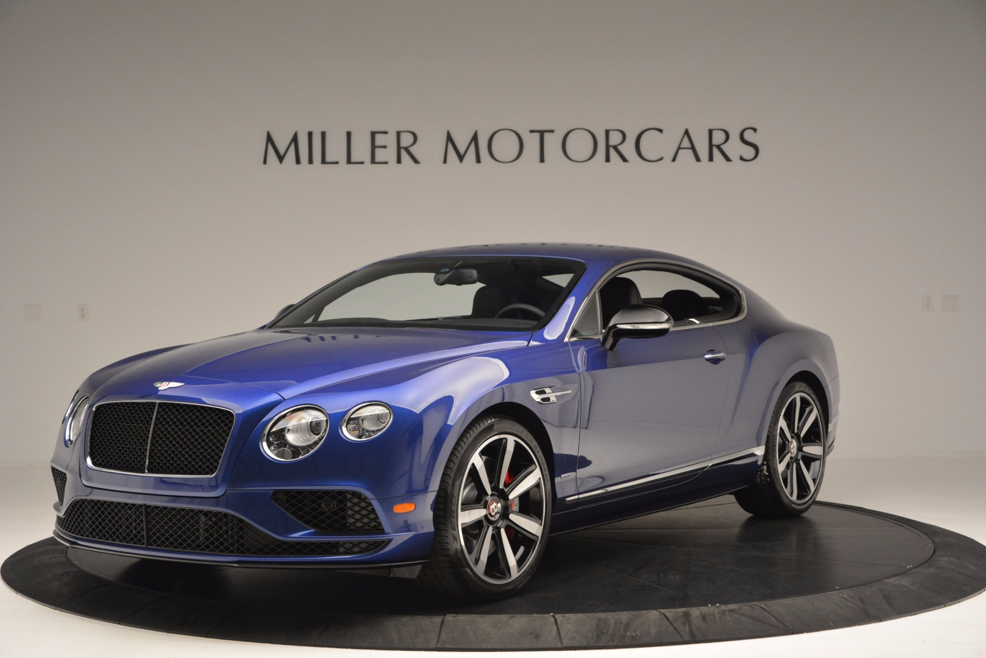 Used 2017 Bentley Continental GT V8 S for sale $146,900 at McLaren Greenwich in Greenwich CT 06830 1