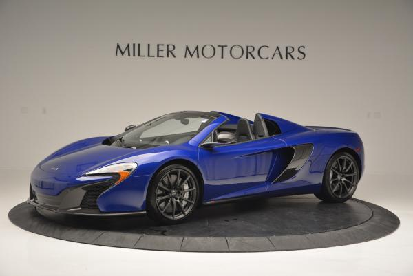 Used 2016 McLaren 650S Spider for sale Sold at McLaren Greenwich in Greenwich CT 06830 2