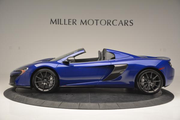 Used 2016 McLaren 650S Spider for sale Sold at McLaren Greenwich in Greenwich CT 06830 3