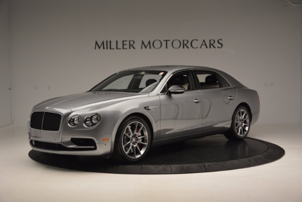 New 2017 Bentley Flying Spur V8 S for sale Sold at McLaren Greenwich in Greenwich CT 06830 3
