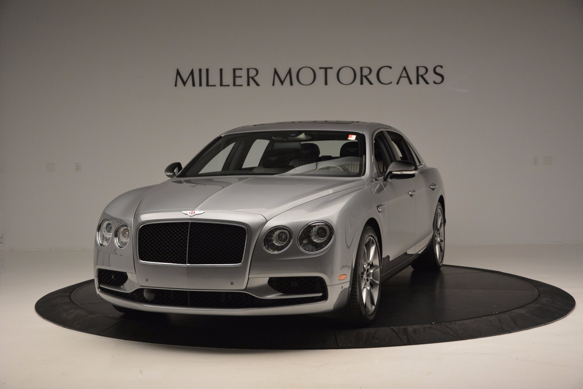 New 2017 Bentley Flying Spur V8 S for sale Sold at McLaren Greenwich in Greenwich CT 06830 1