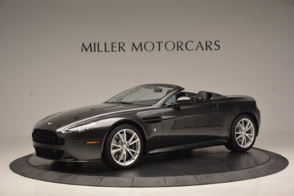 Used 2016 Aston Martin V8 Vantage S Roadster for sale Sold at McLaren Greenwich in Greenwich CT 06830 2