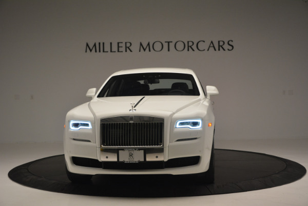 Used 2016 Rolls-Royce Ghost Series II for sale Sold at McLaren Greenwich in Greenwich CT 06830 1