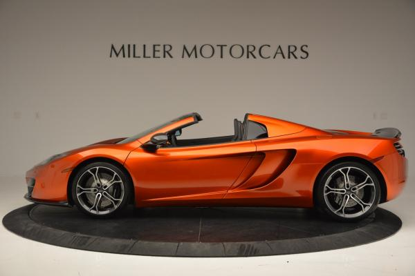 Used 2013 McLaren MP4-12C Base for sale Sold at McLaren Greenwich in Greenwich CT 06830 3