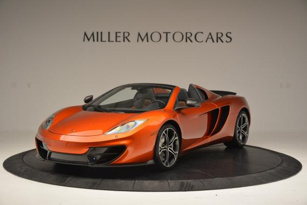 Used 2013 McLaren MP4-12C Base for sale Sold at McLaren Greenwich in Greenwich CT 06830 1