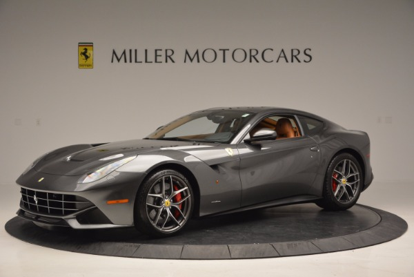 Used 2014 Ferrari F12 Berlinetta for sale Sold at McLaren Greenwich in Greenwich CT 06830 2