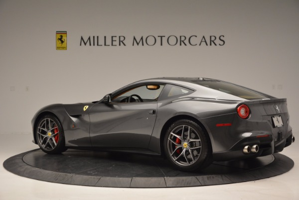 Used 2014 Ferrari F12 Berlinetta for sale Sold at McLaren Greenwich in Greenwich CT 06830 4
