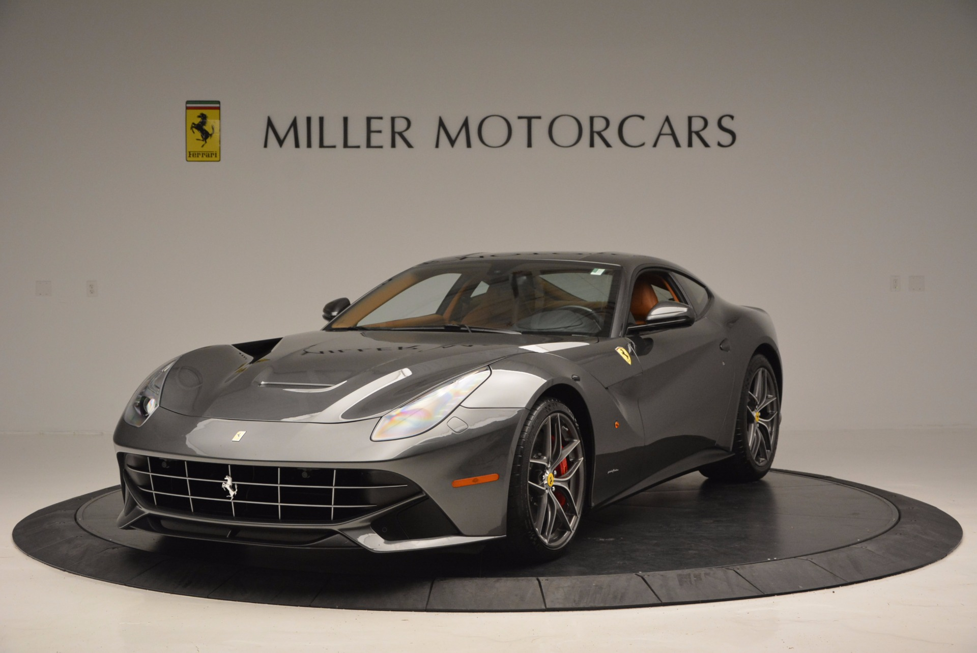 Used 2014 Ferrari F12 Berlinetta for sale Sold at McLaren Greenwich in Greenwich CT 06830 1