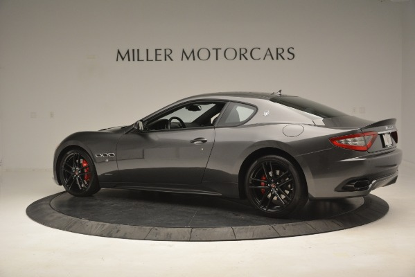 Used 2017 Maserati GranTurismo GT Sport Special Edition for sale Sold at McLaren Greenwich in Greenwich CT 06830 4