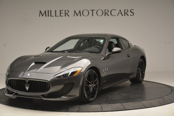 Used 2017 Maserati GranTurismo GT Sport Special Edition for sale Sold at McLaren Greenwich in Greenwich CT 06830 1